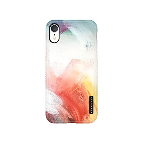 iPhone XR Case Watercolor, Akna Sili-Tastic Series High Impact Silicon Cover with Full HD+ Graphics for iPhone XR (101730-U.S)
