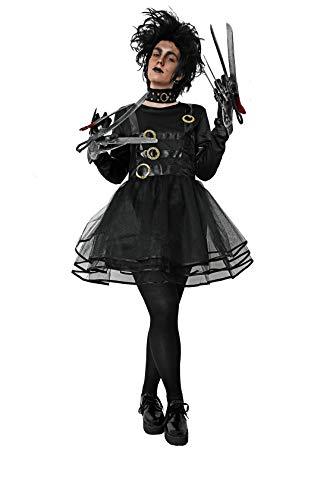 Costumizate! Disfraz de manostijeras para Mujer Adulta Talla Unica Halloween
