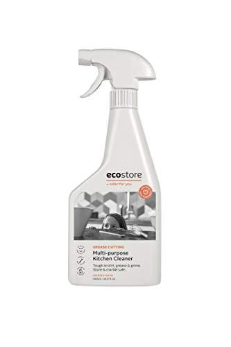 ecostore(エコストア) マルチキッチンクリーナー スプレー 【オレンジ&タイム】 500ml 多目的用 洗剤
