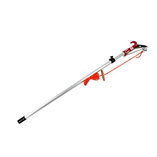 千吉 伸縮高枝切鋏 ロープ式 2M SGLP-10