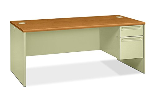 Furniture Kneespace Credenza - 9