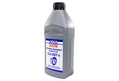 LIQUI MOLY 21168 Bremsflüssigkeit SL6 DOT 4 1 l