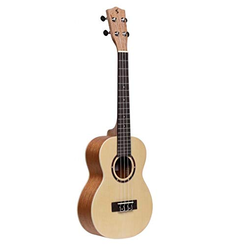 STAGG TENOR UKULELE SPRUCE+BAG