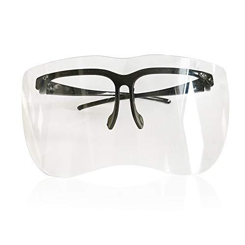 LUOSFUH Zahnarzt Schutzbrille Schutz Augenschutz Augenschutz Schutzbrille Clear Anti Drool-Proof Anti Fog Anti-Staub-Brille Unisex-Schutzbrille 1ST