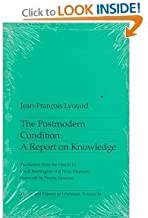 The Postmodern Condition: A Report on (text only) by J.F.Lyotard