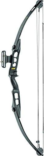 Herbertz Compound-Bogen, Zuggewicht 25 kg (55 lbs.), Auszugslänge 71 cm (28 Zoll), Visier mit Zwei Stiften, Arco Sport Unisex-Adulto, Multicolore, Taglia Unica