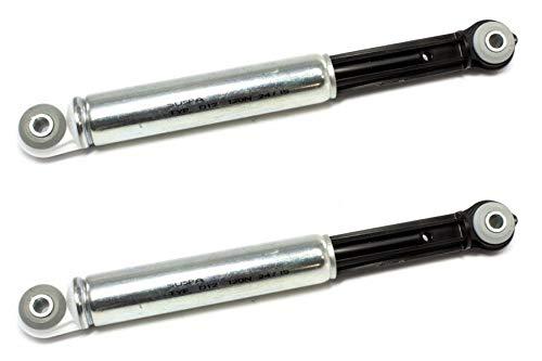 daniplus© 2x Stossdämpfer passend für Miele Serie W 600, W 700, W 800, ersetzt 4181311, 2085881, 2085882, 2085883, 2085884