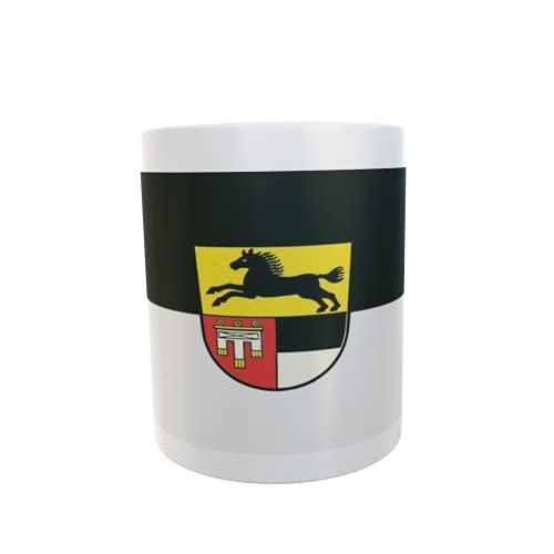 U24 Tasse Kaffeebecher Mug Cup Flagge Lanexakt