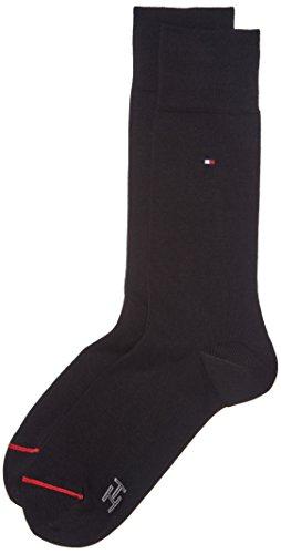 Tommy Hilfiger Herren Socken TH MEN MADISON 1P, Schwarz (black 200), 43/44