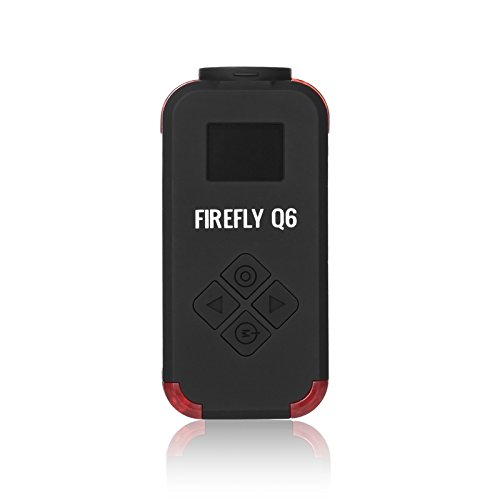 KINGDUO Hawkeye Firefly Q6 Airsoft 1080P HD Deporte Multifuncional Cámara para FPV