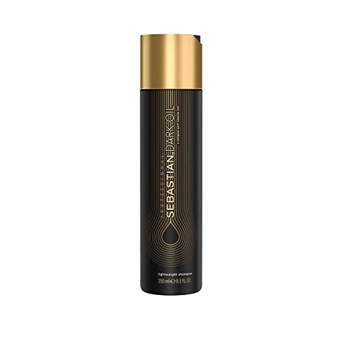 Sebastian Dark Oil Light Champú 250 ml, Único