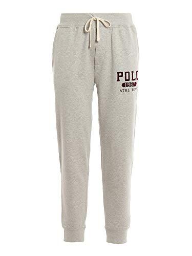 Polo Ralph Lauren Mod. 710766796 Jogginghose Athletic Double Knit Herren Anthrazit S