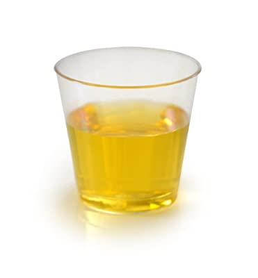 Fineline Settings Savvi Serve Clear 1.5 oz. Shot Glass, 1000-Piece