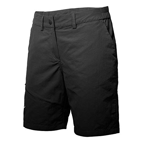 Salewa ISEA Dry W Shorts Femme Black Out FR : S (Taille Fabricant : 42/36)