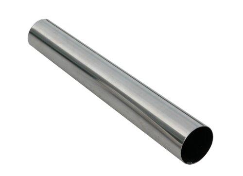 De Buyer - Molde tipo tubo para canutillo (acero inoxidable), acero inoxidable,...