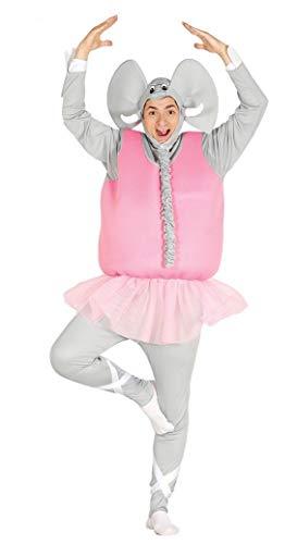 Fiestas Guirca Elefant Dancer Kostüm Cosplay Anzug Tutone