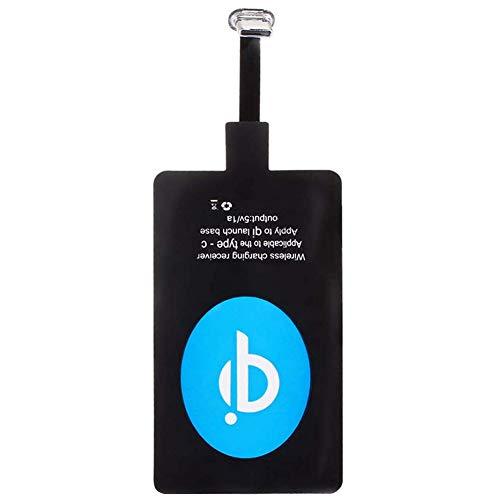 tellaLuna Magic Tag Qi Chip de MóDulo de Parche de Receptor de Cargador InaláMbrico para Letv, y Otros Dispositivos Habilitados para Qi