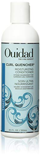 Ouidad Curl Quencher Moisturizing Conditioner, 8.5 Fl oz