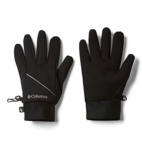 Columbia Guantes de running para hombre, M Trail Summit Running Glove,...