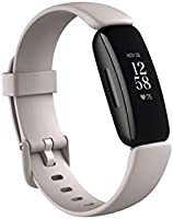 Fitbit Inspire 2 Health & Fitness Tracker with a Free 1-Year Fitbit Premium Trial, 24/7 Heart Rate, One Size (S & L...