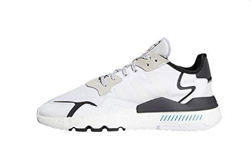 adidas Hombre Nite Jogger - Star Wars Zapatillas Blanco, 36 2/3