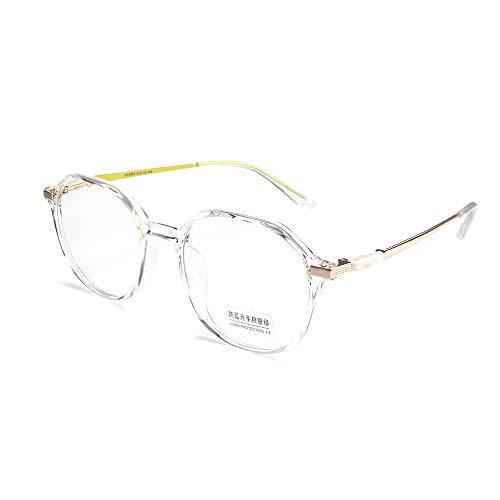 Computer Brille mit Blaulichtfilter Brille Gaming Brille Ermüdung lindern PC Bürobrille Bluelight Filter Damen Brille Herren Brille Geschenke für Paare Blue Light Gamer Glasses Brille Ohne Sehstärke