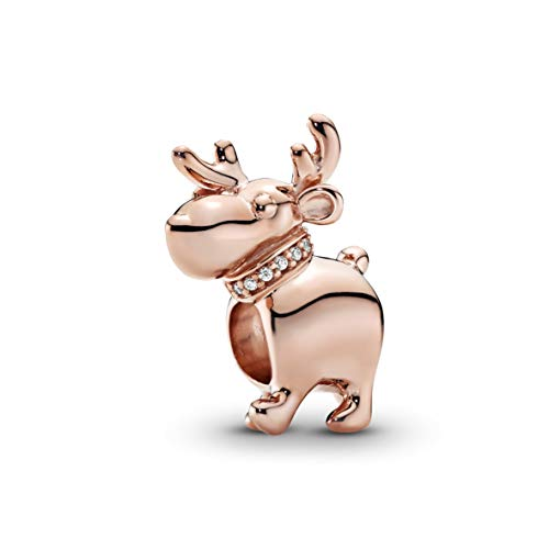 Pandora Damen-Bead Charms Vergoldet 787514CZ