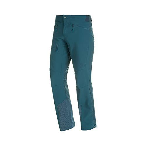 Mammut Tatramar Pantalon Soft Shell Homme, Wing Teal, FR : 2XL (Taille Fabricant : EU 54)