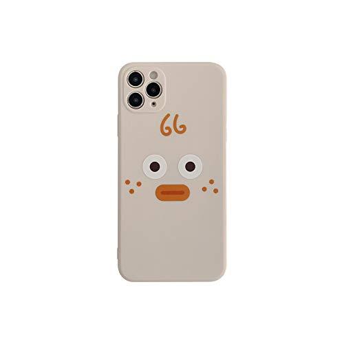 Carcasa para iPhone 12 12 min 12Pro 12ProMax 11 11Pro 11ProMax SE2020 8 7 8Plus 7Plus X XR XS blanco antiguo