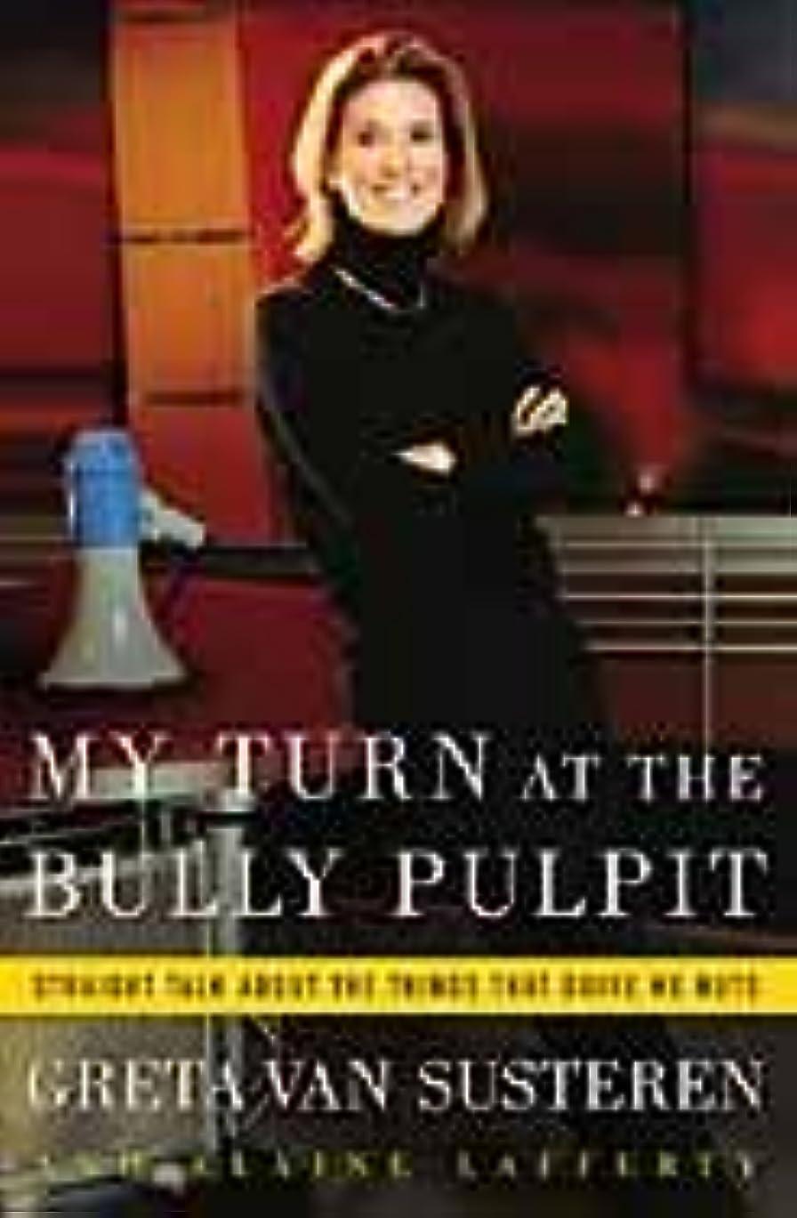 商人ブラシ有名なMy Turn at the Bully Pulpit: Straigh Talk About the Things That Drive Me Nuts (English Edition)