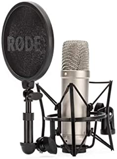 Rode NT-1A Set Microfoon zilver