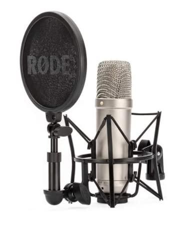 Rode NT1-A - Micrófono de Diafragma...