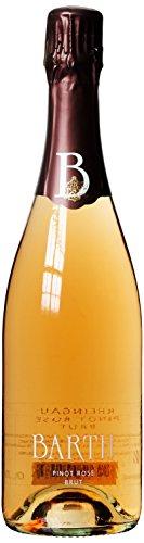 Wein- und Sektgut Barth, Hattenheim Pinot Rosé Brut - Rheingau Sekt b. A., 1er Pack (1 x 750 ml)