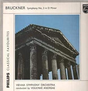 【※CDではありません】ブルックナー:交響曲3番【中古LP】