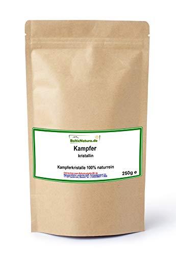 Kampfer kristallin (250g) Kampferkristalle 100% naturrein