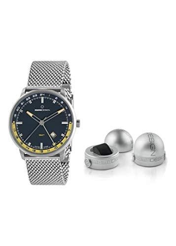 Momo Design MD6005SS-30 Reloj de Pulsera para Hombre