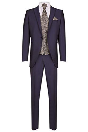 Wilvorst - Festlicher Anzug (Art. 491201/32), Größe:106, Farbe:Blau (32)