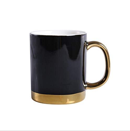 Toshine Coffee Mug Cup… Gold black