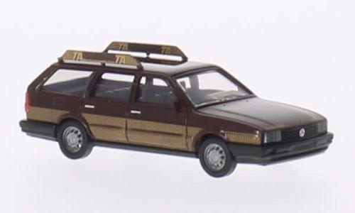VW Passat Variant, TA Bürogeräte, Modellauto, Fertigmodell, Busch 1:87
