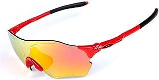 Sunglasses Polarized Sunglasses Colorful Coated Goggles UV Protection (Color : E)