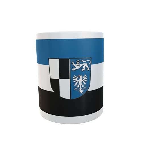 U24 Tasse Kaffeebecher Mug Cup Flagge Kulmbach
