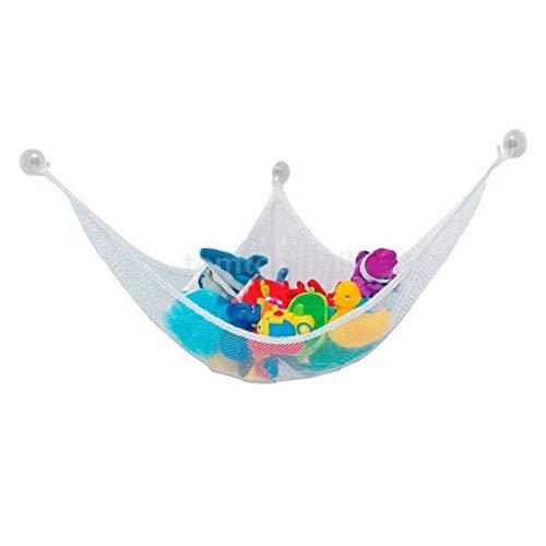 SPICOM Large Soft Toy Hammock Storage Mesh Net for Stuffed Animals Teddies Teddy Bear Baby Kids Bedroom Nursery