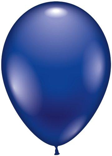 100 Ballons G110 90/100 cm, dunkelblau
