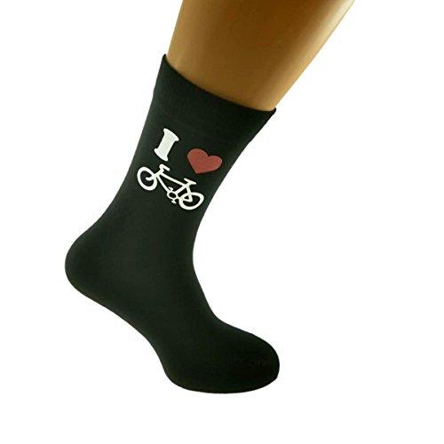 Socken mit englischer Aufschrift