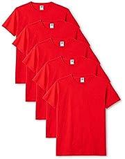 Fruit of the Loom Men's Original T. T-Shirt (Pack of 5)