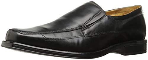 Giorgio Brutini Men's Farro Slip-On Loafer, Black, 10.5 M US