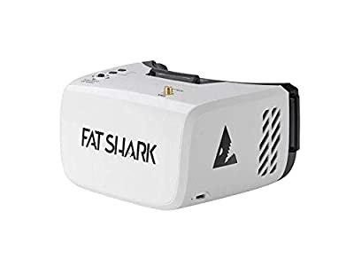 Fat Shark Recon V3 FPV Goggles FPV Drone Racing by FatShark