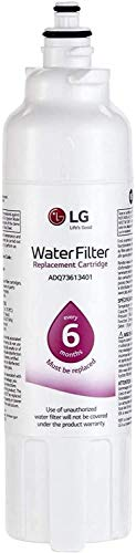 LT800P- 6 Month / 200 Gallon Capacity Replacement Refrigerator Water Filter (NSF42 and NSF53) ADQ73613401, ADQ73613408, or ADQ75795104