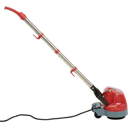 Floor Cleaning Machine Cleaner Light Cleaning Mini Buffer Scrubber Polishes Most Surfaces Including Carpet