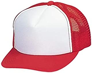 キッズ 子供 アメリカン メッシュキャップ スナップバック シンプル 定番 13カラー 無地 キャップ 別注 帽子 オリジナル 転写 プリント 対応可